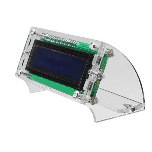 LDTR-WG0152 LCD1602 LCD shell en I2C 1602 blauwe backlight LCD vertonings module