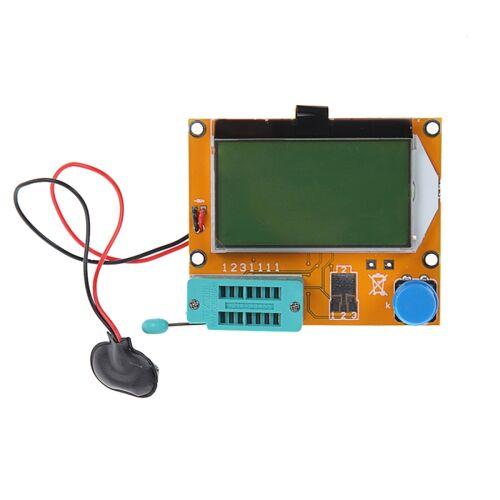 LDTR-WG0218 transistor tester weerstand capaciteit diode ESR SCR inductantie meter