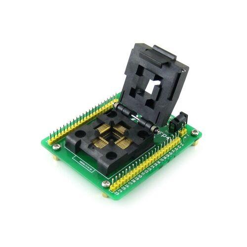 STM8-QFP44 programmeur Adapter