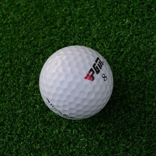 PGM 10 stuks outdoor sport golf spel training wedstrijd wedstrijd rubber drie lagen bal