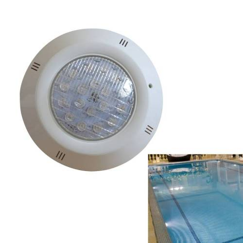 Zwembad ABS Wall Lamp LED Onderwater licht Power:12W(Wit)