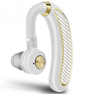 K21 Business sport draadloze Bluetooth headset Bluetooth versie 4.1 (wit goud)