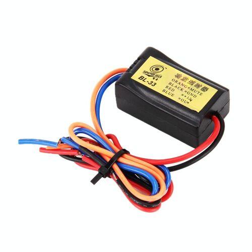 BL-33 auto versterker Audio Timer