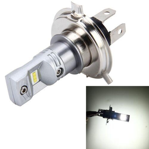 H4 60W 900 LM 6000K auto mistlampen met 6 CSP lampen DC 12V (wit licht)