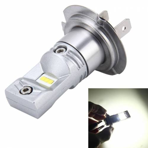 H7 60W 900 LM 6000K auto mistlampen met 6 CSP lampen DC 12V (wit licht)