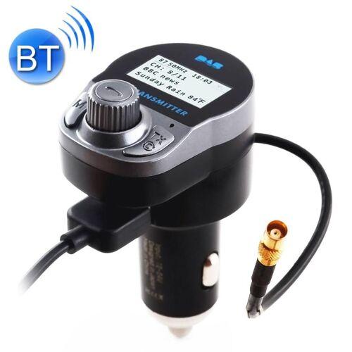 DAB-B2 auto DAB digitale radio-ontvanger Bluetooth MP3-speler FM-zender