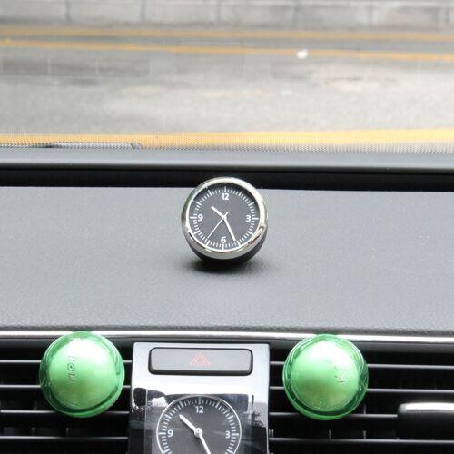 Mini Dashboard mechanische klok