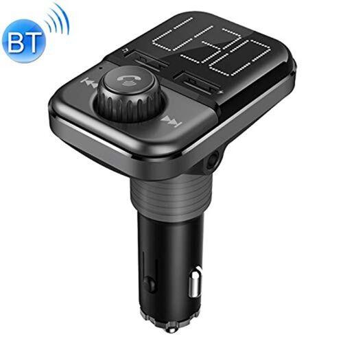 Auto draadloze Bluetooth headset BT72 Dual USB opladen slimme Bluetooth FM-zender MP3 muziekspeler carkit met 1 5 inch wit scherm ondersteuning Bluetooth bellen TF kaart & U schijf