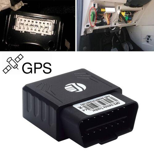 TK306 OBD II realtime auto vrachtwagen tracking GSM GPRS GPS tracker ondersteuning AGPS