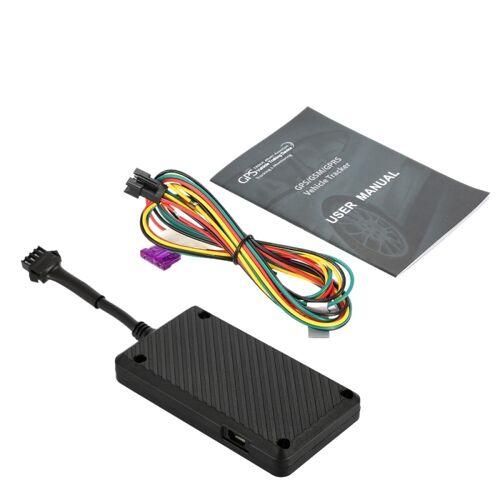 KH-G02 Mini GPS / GSM / GPRS Quad Band Realtime Auto Tracker(Black)