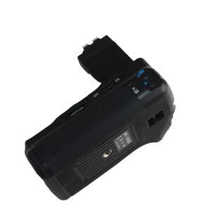 Canon batterij / accu voor canon eos 550d met twee batterij grip / accu houder