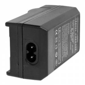 Canon 2-in-1 digitale camera batterij / accu laadr voor canon np - 7l