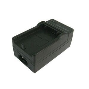 Canon 2-in-1 digitale camera batterij / accu laadr voor canon lp-e5