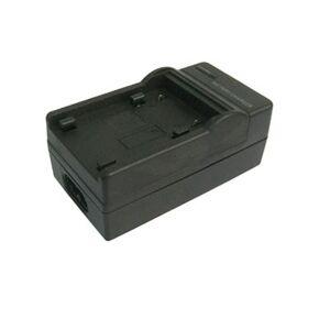 Canon 2-in-1 digitale camera batterij / accu laadr voor canon bp608 / bp617
