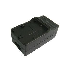 Canon 2-in-1 digitale camera batterij / accu laadr voor canon lp-e6