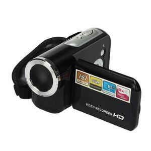 1 5 inch 16.000.000 pixel HD handheld digitale camera kinderen DV (zwart)