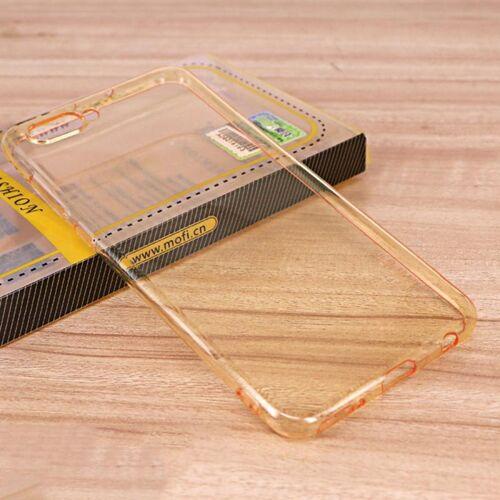 Huawei MOFI voor Huawei Honor TPU zachte beschermende achtercover Transactieprobleem bekijken 10 (goud)