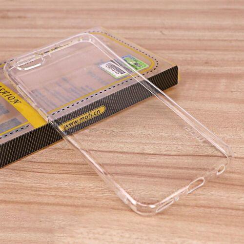 Huawei MOFI voor Huawei Honor 10 TPU zachte beschermende achtercover Transactieprobleem bekijken (transparant)