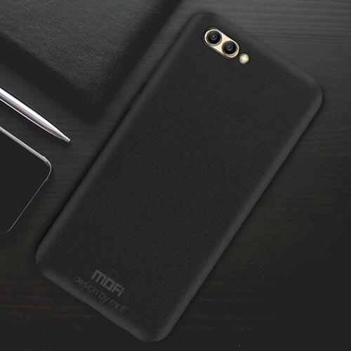 Huawei MOFI voor Huawei Honor ultradunne TPU zachte matte beschermende achtercover Transactieprobleem bekijken 10 (zwart)