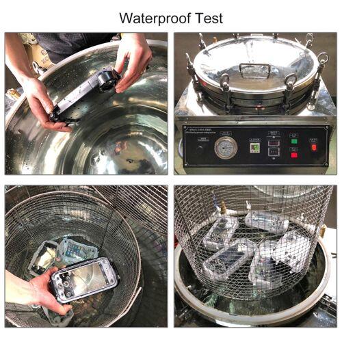 Apple HAWEEL 40m / 130ft waterdichte duiken huisvesting Foto Video nemen dekken onderwaterbehuizing voor de iPhone 7 & 8(White)