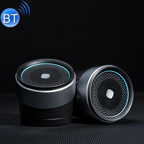 QCY BOX1 draagbare Mini-luidspreker draadloos muziek metalen V4.2 Bluetooth luidsprekers