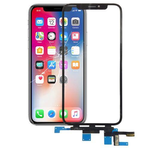 Apple Aanraakscherm voor iPhone X (zwart)