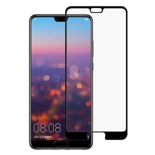 Huawei 9u zijde afdrukken volledig scherm getemperd glas film voor Huawei P20