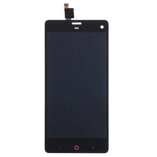 ZTE LCD Display + Touch Panel vervanging voor ZTE Nubia Z7 mini(Black)