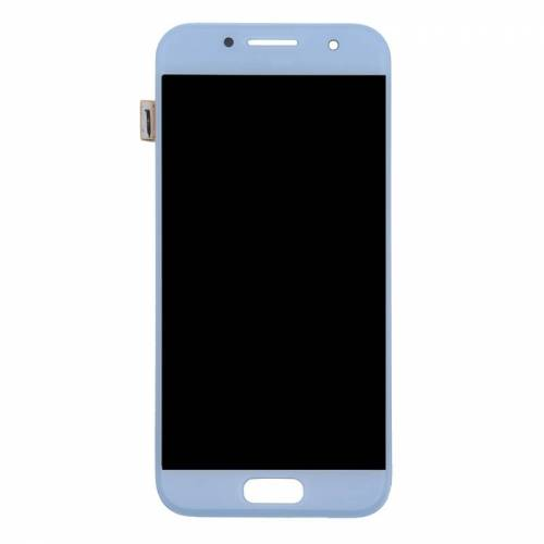 Samsung voor de Galaxy A3 (2017) / A320 Orignal LCD Display + Touch Panel(Blue)
