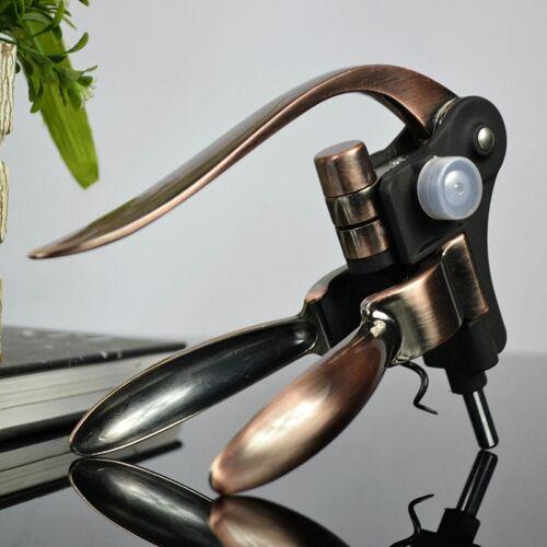 Zink legering + ABS materiaal Retro konijn vorm fles Opener Corkscrew Port wijn flesopener grootte: 18 x 14 5 x 4.7 cm