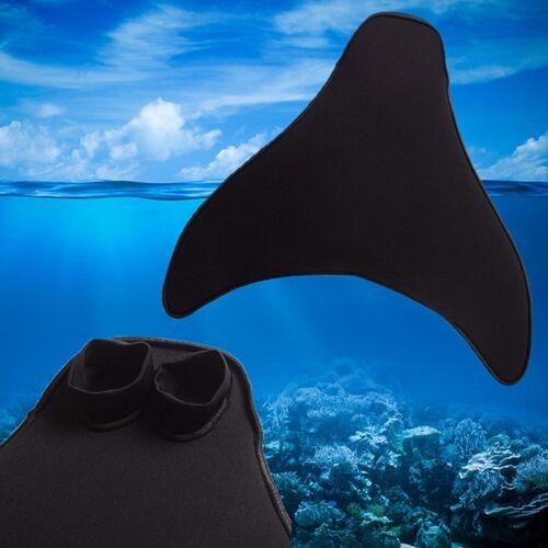 Zeemeermin Fin verstelbare duiken monovin zwemmen voet Flipper zwemmen voor kinderen