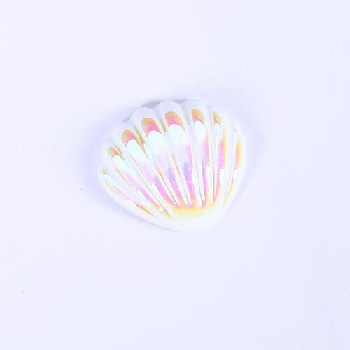 10 PCS Telefoon hoes DIY Hars Accessoires Haaraccessoires Shell (Wit)
