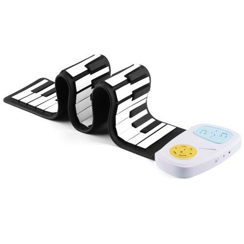 49-key Hand Roll Siliconen Kinderen Elektronische Piano