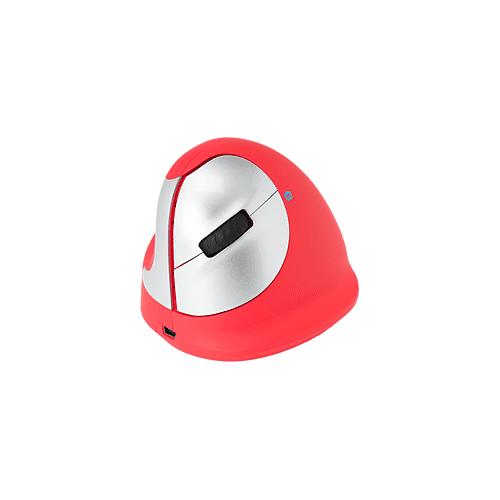 R-GO TOOLS Ergonomische Bluetooth Muis Links Rood