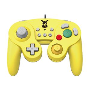 HORI Smash Bros. Gamepad - Pikachu