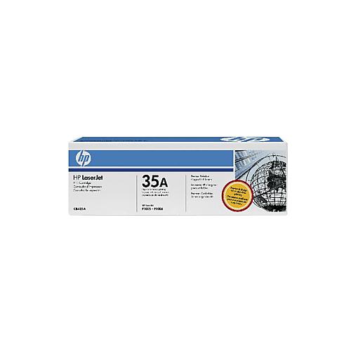 HP 35A Tonercartridge Zwart