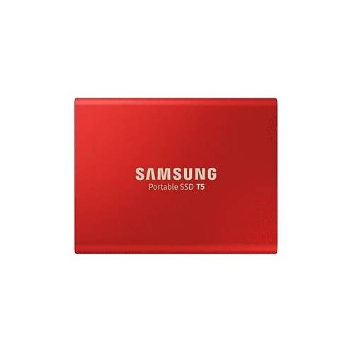 Samsung SSD Portable T5 -  1TB T5 Red