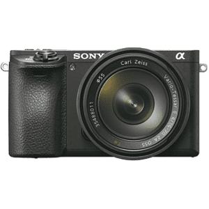 Sony Alpha A6500 + 16-70mm f/4