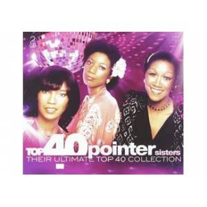 Sony The Pointer Sisters - Top 40   CD