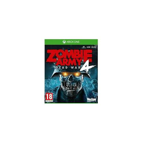 KOCH SOFTWARE Zombie Army 4 Dead War   Xbox One