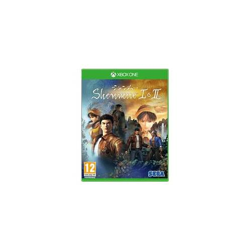 KOCH SOFTWARE Shenmue I & II   Xbox One