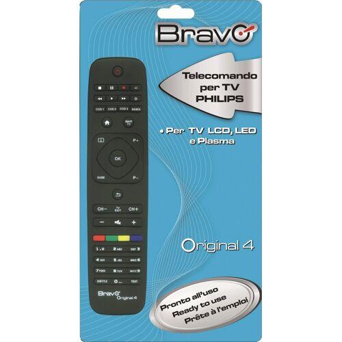 Bravo Universele afstandsbediening voor de Philips TV