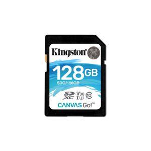 SD Kingston Canvas Go! 128GB SDXC (SDG/128GB)