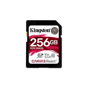 SD Kingston Canvas React 256GB SDXC (SDR/256GB)