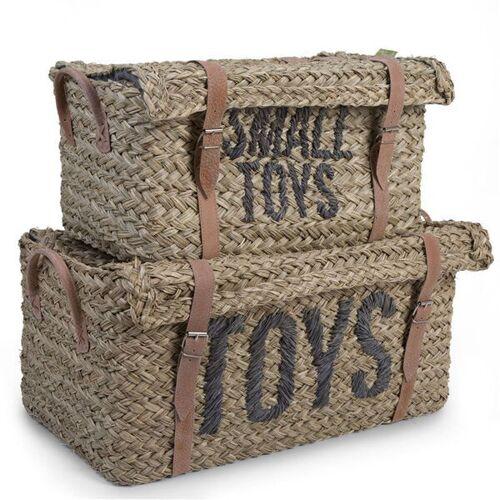 Childhome Opbergmanden Rattan Toys