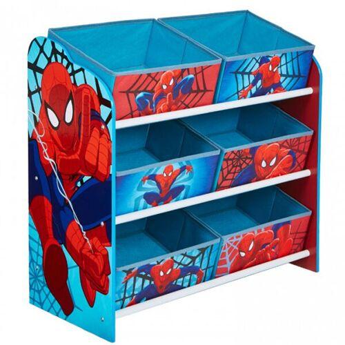 Megabed Spiderman Opbergrek
