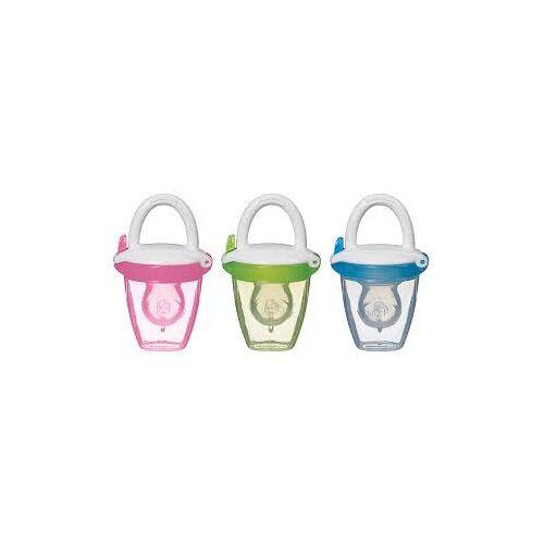 Munchkin Sabbelaar Babyvoeding Silicone Roze
