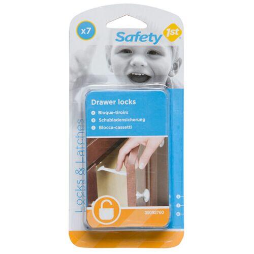 Safety 1st Ladeklem Wit (7x)