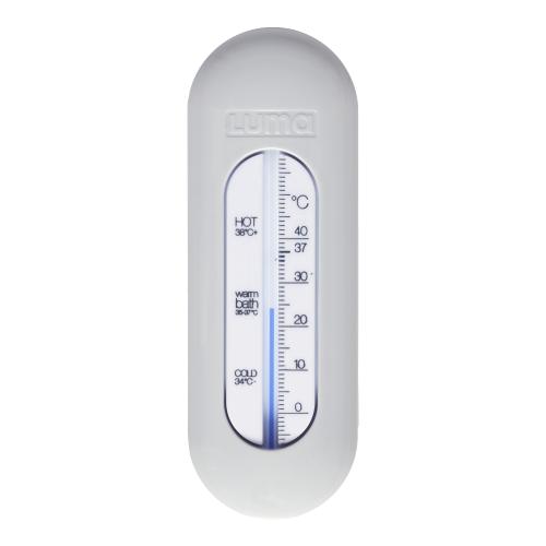 Luma Badthermometer Light Grey