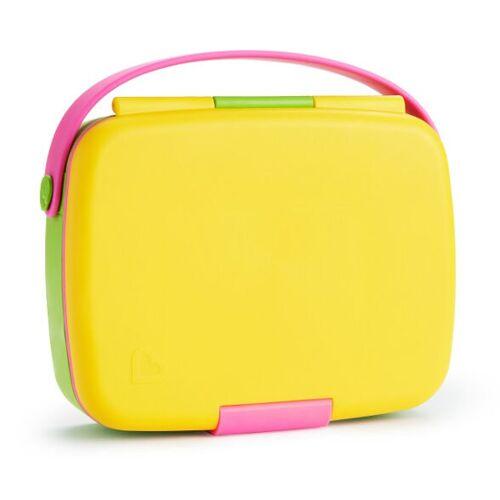 Munchkin Bento Lunch Box Geel